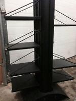 Black Multi-Level Shelf *OBO*