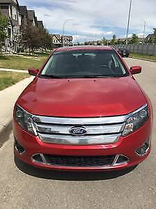 2010 Ford Fusion SPORT Sedan - REDUCED TO SELL - ESTATE SALE