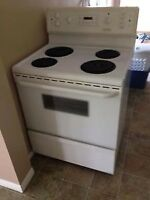 Kelvinator stove for sale.