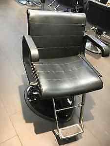 Belvedere Air Pump Hair Salon Chair