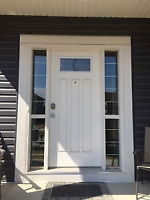 Door and window installation
