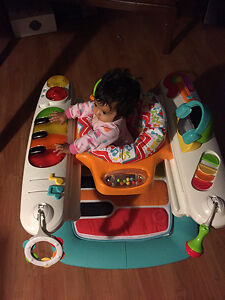 fisher-price 4 in 1 piano