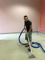 Pro- Stream carpet cleaning