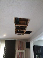 Stipple Ceiling Repairs 613 302-9295 call text or email