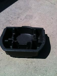 SPARE TIRE WELL ORGANIZER -- VARIOUS VEHICLES