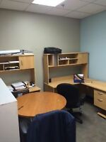 Office in Calgary Downtown for Small Bussiness (427$ per month)