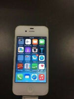ALMOST brand new iphone 4S - 16 gb*************