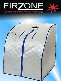 Portable Infrared sauna spa. Large size