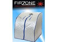 Portable Infrared sauna spa. Large size