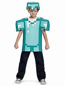 Minecraft Armor Costume