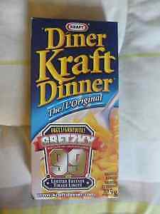 KRAFT DINNER SET OF 4 - WAYNE GRETZKY