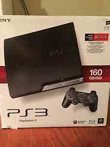 PS3 console + 22 games FOR SALE