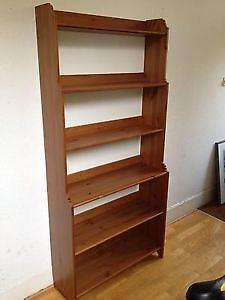 Ikea Leksvik Bookcases