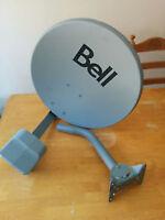 Antenne satelite Bell