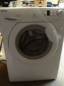 33 Hoover WMH148DF 8kg 1400Spin White LCD A+AA Rated Washing Machine 1 YEAR GUARANTEE FREE DEL N FIT