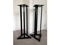 Quiklok BS342 Height Near-Field Monitor / Speaker Stands (Pair)
