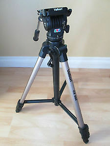 Velbon CX 686 Tripod with Vel-Pro 9 PH-368
