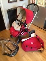 Bugaboo Frog Red