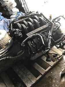 FORD F-150 2014 5,0L COMPLETE ENGINE
