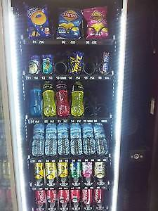 2 vending machine MUST SELL ASAP OPEN TO OFFERS Melbourne CBD Melbourne City Preview