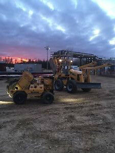 Trencher/Trenching/BackfillCompacting/Bucket Trucks/Electrical