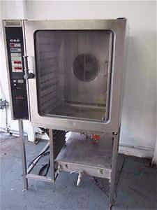 COMBI OVEN-RATIONAL-ZANUSSI/CATERING -KITCHEN EQUIPMENT Sydney City Inner Sydney Preview