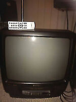 Sansui VHS HQ Television - Works perfect!