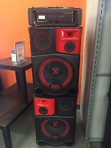 STEREO SYSTEMS FOR SALE