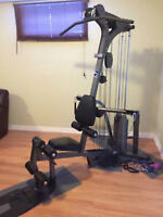 Life Fitness ParaBody CM3 Motion Home Gym Without Leg Press