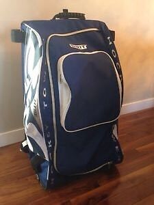 Small hockey players tower Grit Hockey bag $45