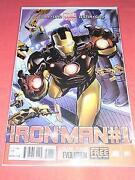 Iron Man Comics