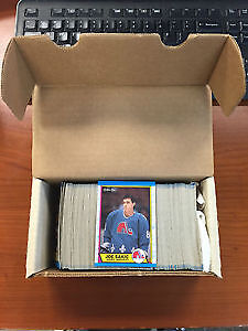 Mint OPC 1989-90 Hockey Card Set Complete w/Sakic RC! Sarnia Sarnia Area image 1