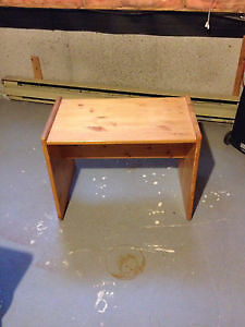 Solid Wood Bench or Table