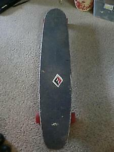REDUCED: original five foot flexdex longboard