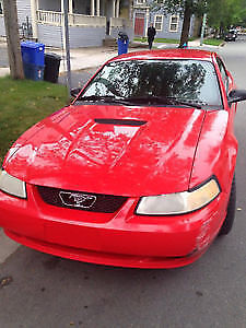 2000 Ford Mustang Coupe No Trades Price Negotiable