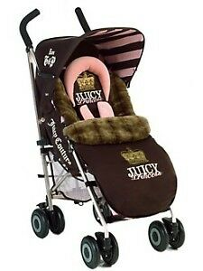 Brand New JUICY COUTURE PRINCESS Baby Pram MacLaren Swarovski Coogee Cockburn Area Preview
