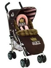 Brand New JUICY COUTURE PRINCESS Baby Pram MacLaren Swarovski Coogee Cockburn Area Preview