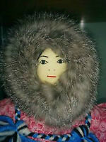 Traditional Inuit Doll