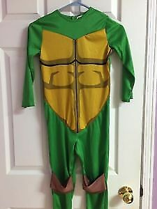 2 Kids Halloween Costumes Ninja Turtle Dracula