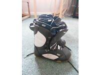 Vans snowboard boots size 7.5