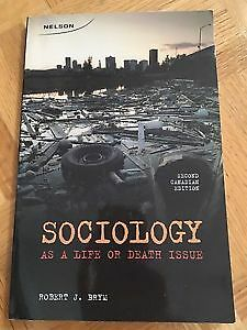 Sociology as a Life or Death Issue by Robert J. Bryn