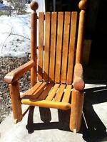 chaise antique a st eustache