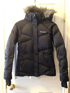 Womens Columbia Winter Coat