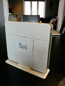 Modem Router Wifi Vdsl2 Cellpipe Bell Unlocked for all compagnie