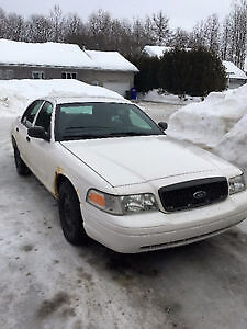2007 Ford Crown Victoria Berline