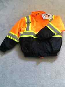 Brand New Insulated Bomber Jacket