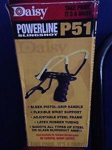 Selling a Powerline P51 Slingshot