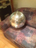 Brand new Disco Ball with motor - still in box