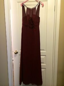 Wine colour Alfred Angelo