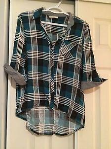8 shirts, size large Cambridge Kitchener Area image 8